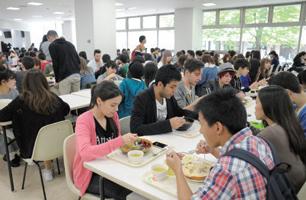 Gakuen canteen