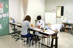 健康管理センター 医務室