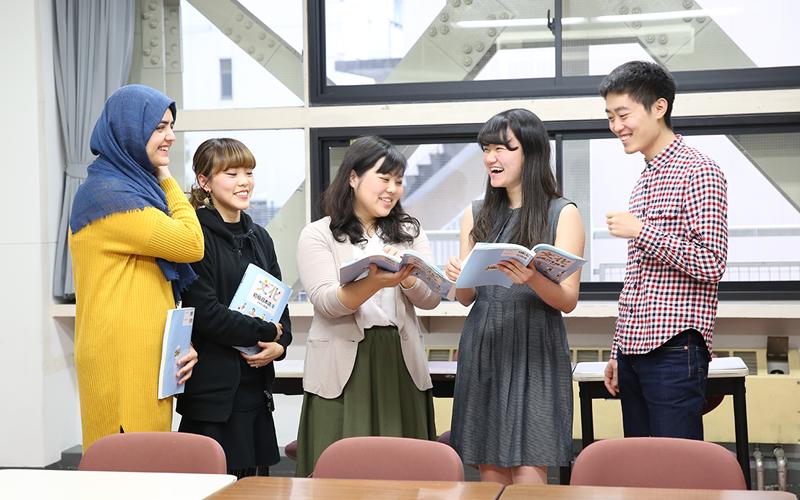 文化外国語専門学校 | BUNKA INSTITUTE OF LANGUAGE